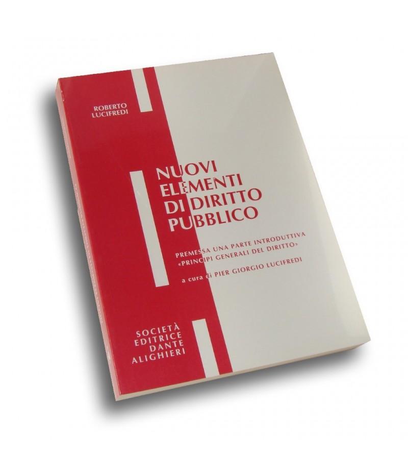 Lucifredi R. - NUOVI ELEMENTI DI DIRITTO PUBBLICO