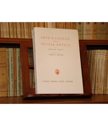 PACE B., Arte e storia della Sicilia Antica - Vol. IV