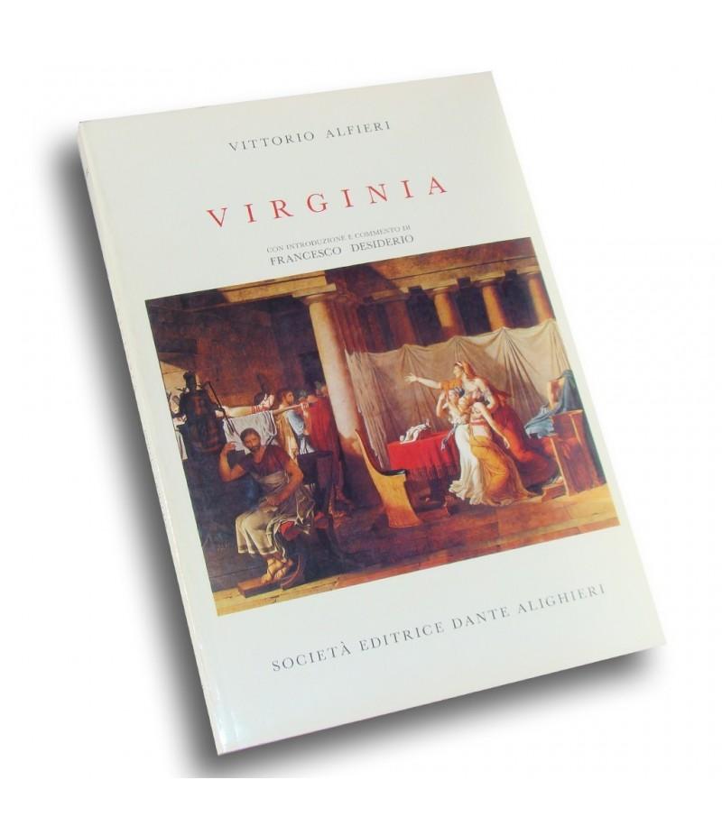 Alfieri V., VIRGINIA a cura di F. Desiderio
