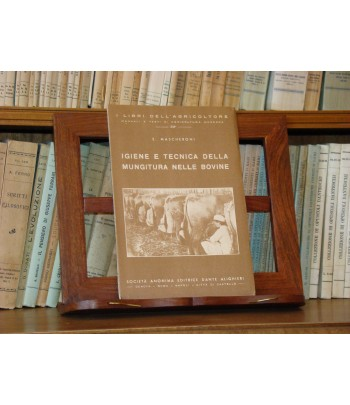 Mascheroni E. - Igiene e tecnica nella mungitura delle bovine