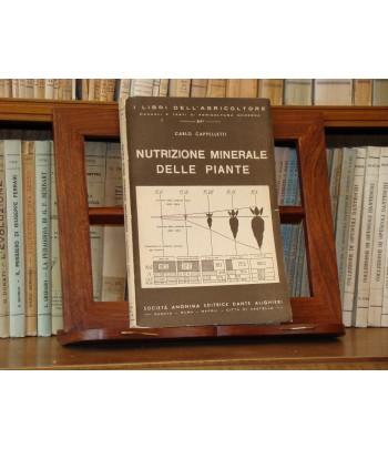 Cappelletti C. - Nutrizione minerale delle piante