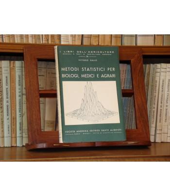 Gallo V. - Metodi statistici per biologi, medici e agrari