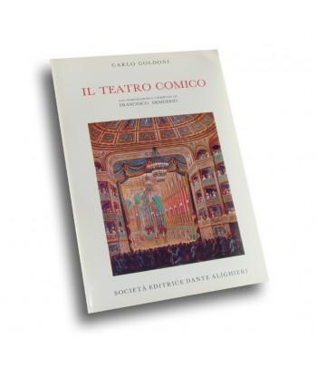 Goldoni C., IL TEATRO COMICO a cura di F. Desiderio