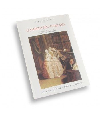 Goldoni C., LA FAMIGLIA DELL'ANTIQUARIO a cura di F. Desiderio