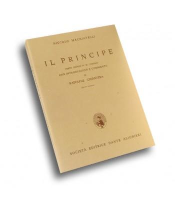 Machiavelli N., IL PRINCIPE a cura di R. Chiàntera
