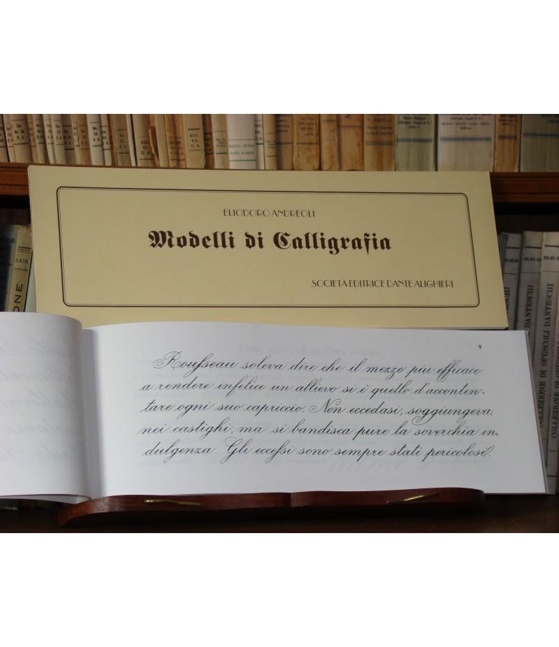 Andreoli E., Modelli di calligrafia