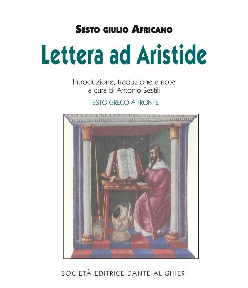 SESTILI A. - Lettera ad Aristide