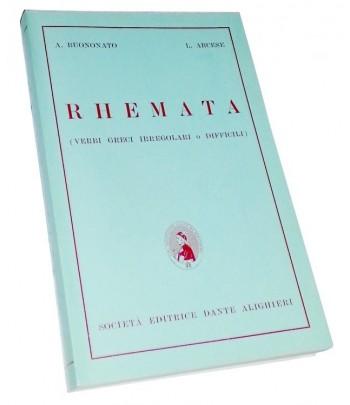 Rhemata - di A. Buononato e L. Arcese
