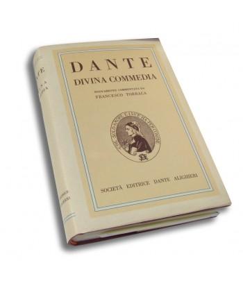 Alighieri Dante, DIVINA COMMEDIA a cura di F. Torraca