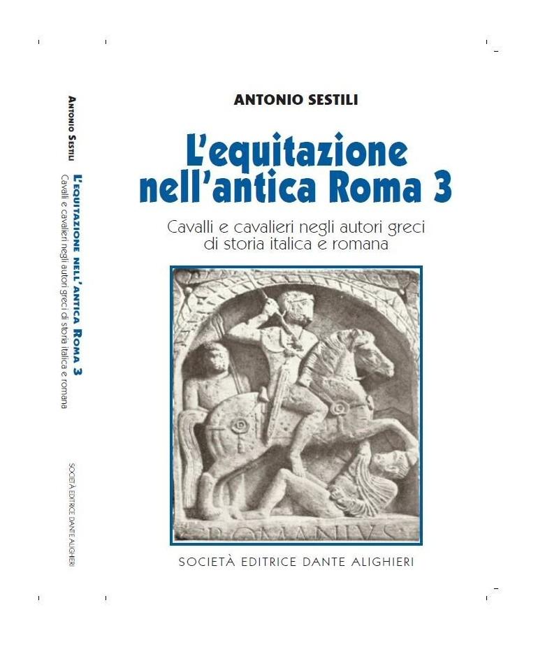 SESTILI A. - L'equitazione nell'antica Roma 3