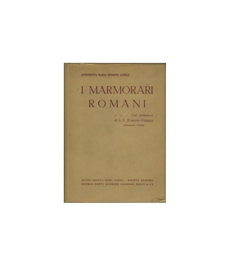 I Marmorari Romani - Bessone-Aurelij