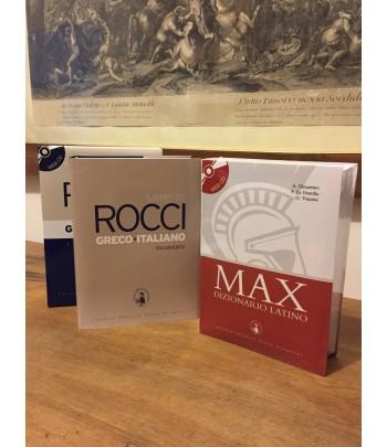 Vocabolario di Greco Lorenzo Rocci + WEB CD + MAX