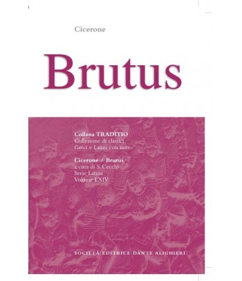 Cicerone BRUTUS a cura di S. Cecchi