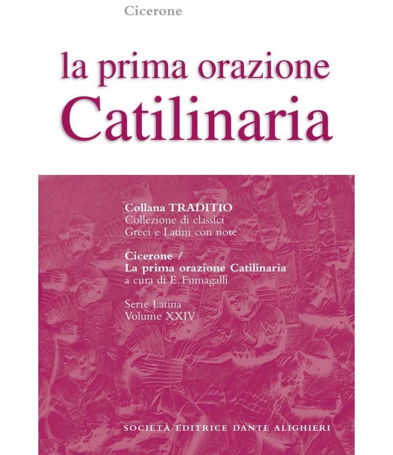 Cicerone CATILINARIA I a cura di E. Fumagalli