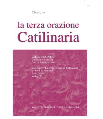 Cicerone CATILINARIA III a cura di E. Fumagalli