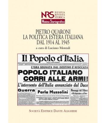 Vol.1 - Pietro Quaroni