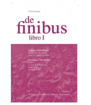 Cicerone DE FINIBUS I a cura di B. Veneroni