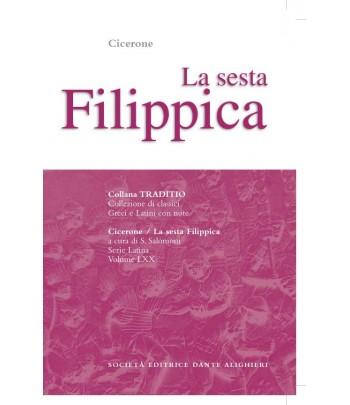 Cicerone FILIPPICA VI a cura di S. Salomoni