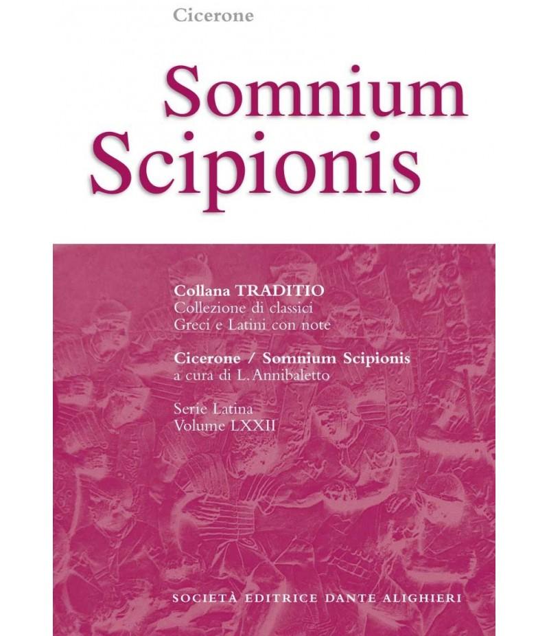Cicerone SOMNIUM SCIPIONIS a cura di L. Annibaletto