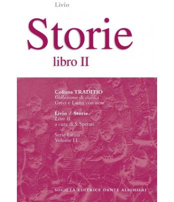 Livio STORIE II a cura di S. Sperati