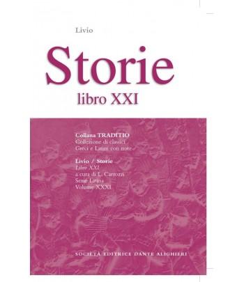 Livio STORIE XXI a cura di L. Carrozzi