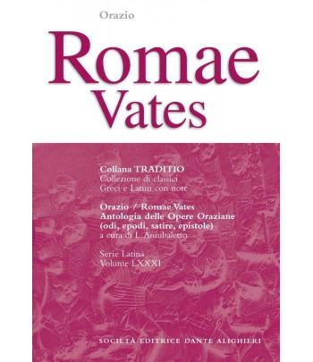 Orazio ROMAE VATES a cura di L. Annibaletto