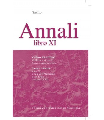 Tacito ANNALI XI  a cura di F. Mascialino
