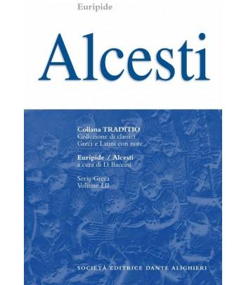 Euripide ALCESTI a cura di D.Baccini