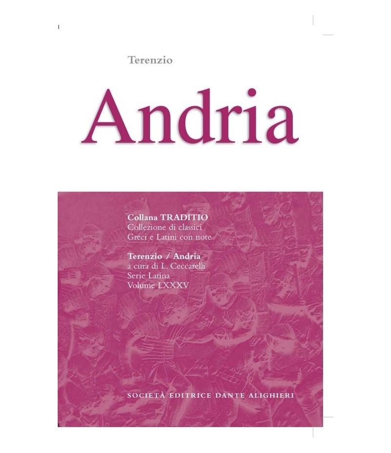 Terenzio ANDRIA a cura di L. Ceccarelli
