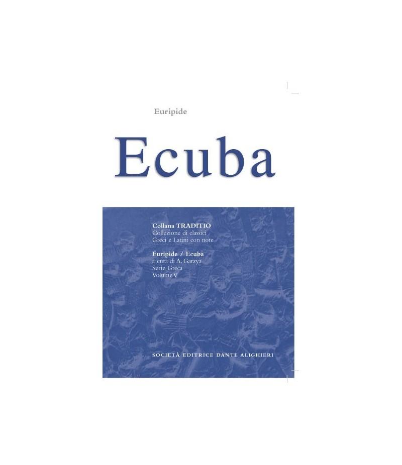 Euripide ECUBA a cura di A.Garzya