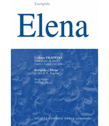 Euripide ELENA a cura di R.Argenio