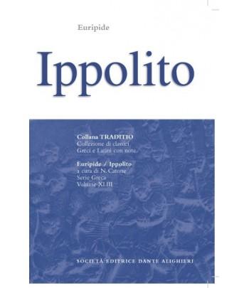 Euripide IPPOLITO a cura di N.Catone