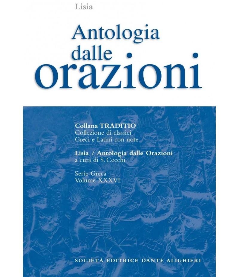 Lisia ANTOLOGIA DALLE ORAZIONI a cura di S.Cecchi