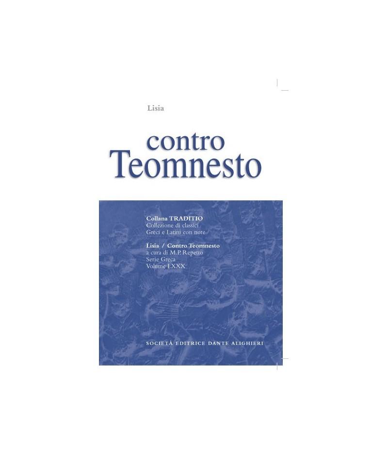 Lisia CONTRO TEOMNESTO a cura di M.P.Repetto