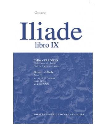 Omero ILIADE libro IX a cura di U.Scatena