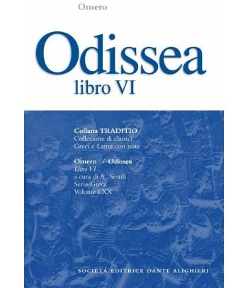 Omero ODISSEA libro VI a cura di A.Sestili
