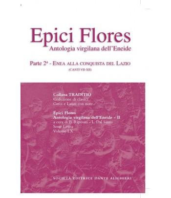 Virgilio EPICI FLORES II a cura di B. Riposati - L. Dal Santo