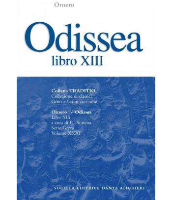 Omero ODISSEA libro XIII a cura di U.Scatena