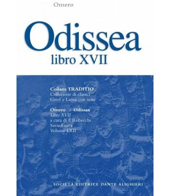 Omero ODISSEA libro XVII a cura di F.Robecchi