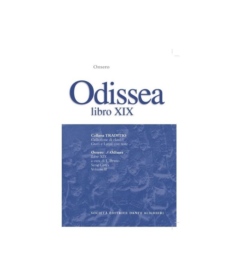 Omero ODISSEA libro XIX a cura di L.Bruno