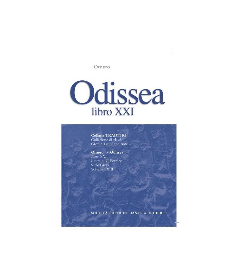 Omero ODISSEA libro XXI a cura di G.Pernice