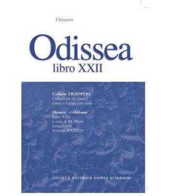 Omero ODISSEA libro XXII a cura di M.Marzi