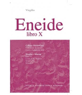 Virgilio ENEIDE X a cura di R. Argenio