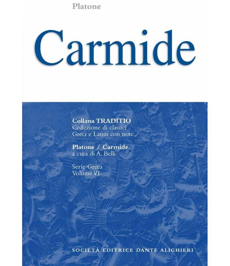 Platone CARMIDE a cura di A.Belli