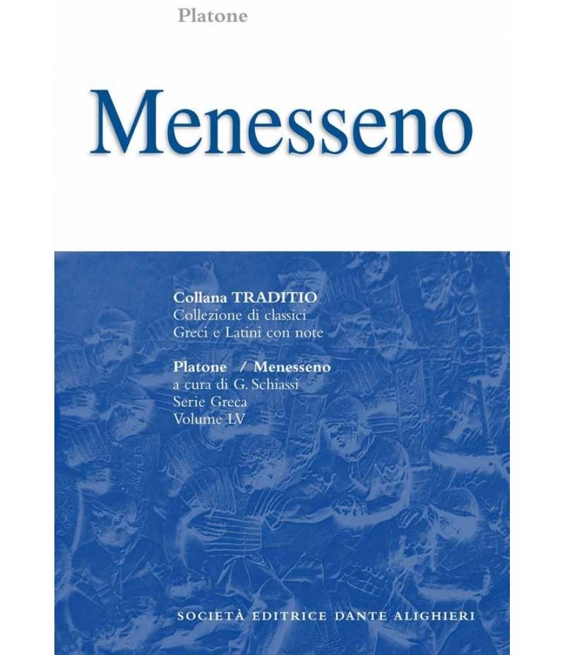 Platone MENESSENO a cura di G.Schiassi