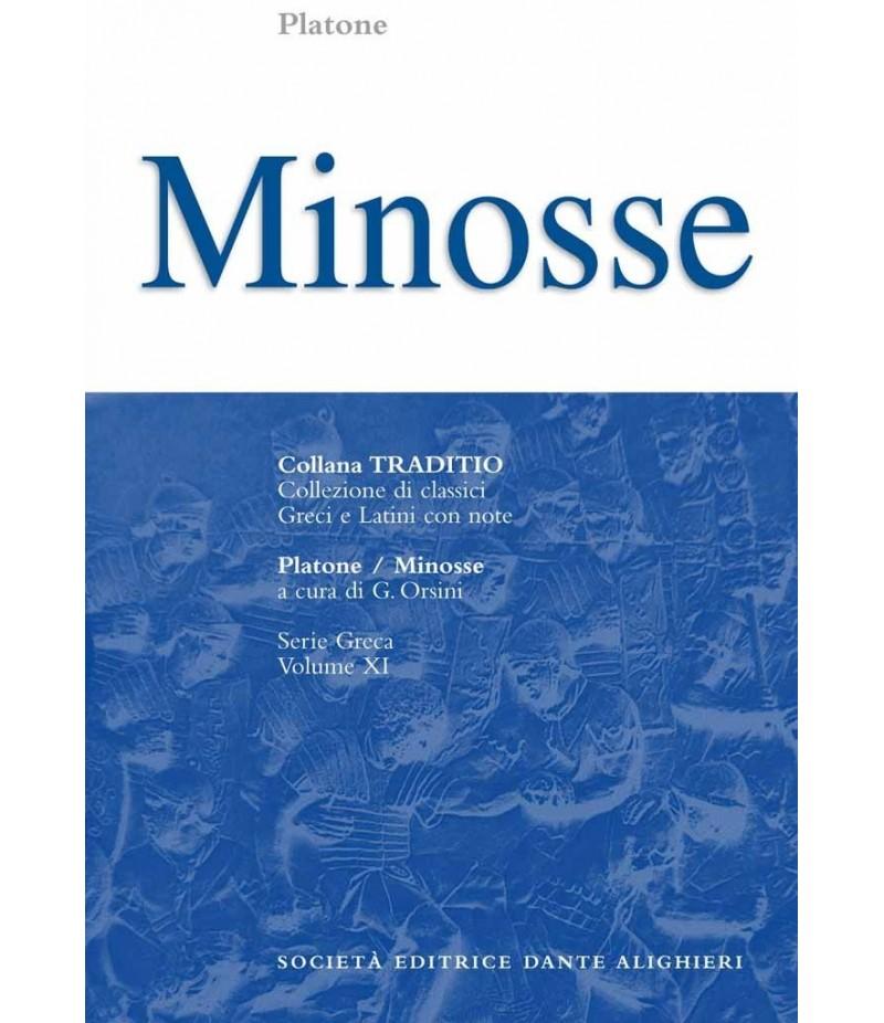 Platone MINOSSE a cura di G.Orsini