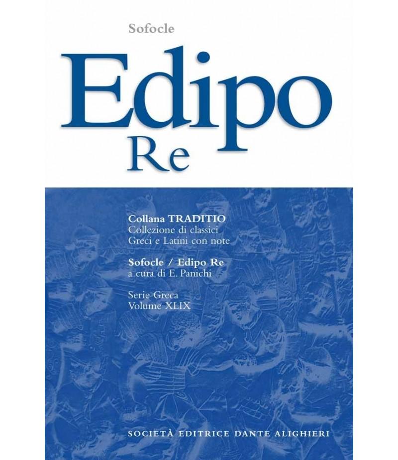 Sofocle EDIPO RE a cura di E. Panichi