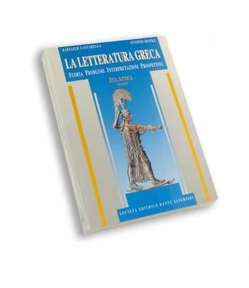 Cantarella R. - Sestili A., LA LETTERATURA GRECA  Vol. II