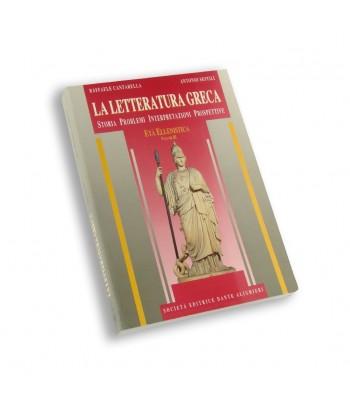 Cantarella R. - Sestili A., LA LETTERATURA GRECA  Vol. III