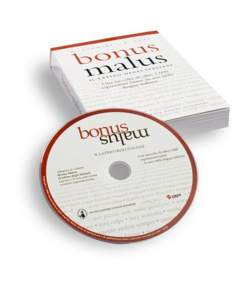 Giomini  R. - Cosi P., BONUS MALUS con CD